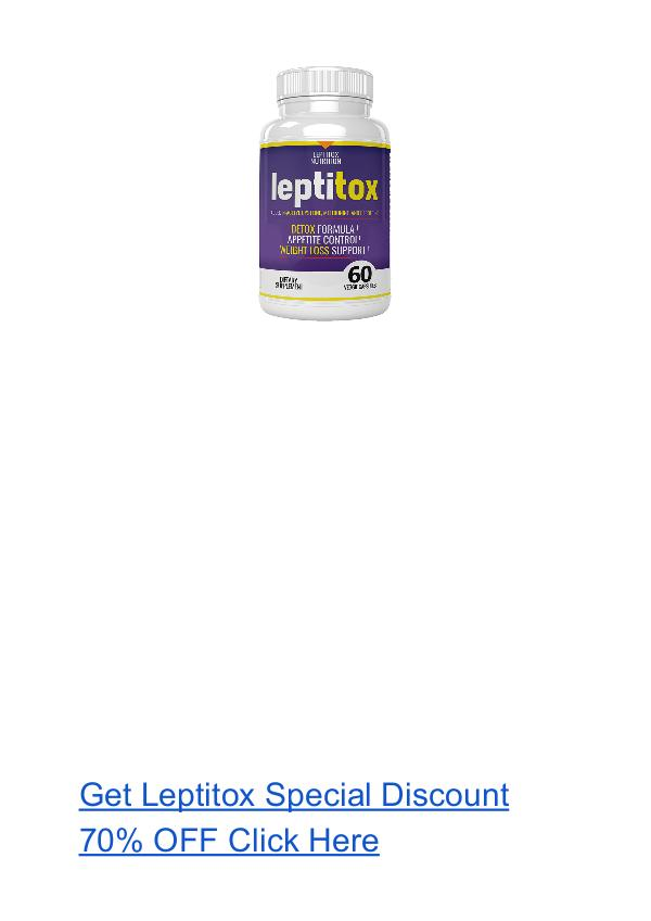 Leptitox Nutrition™70% OFF Leptitox Discount & Coupon Code  ‎ Buy Leptitox  Special Discount 70 % Off