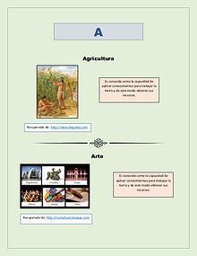 Diccionario Pictórico Mundial I