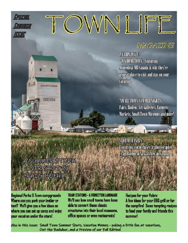 Town Life Special Summer Edition
