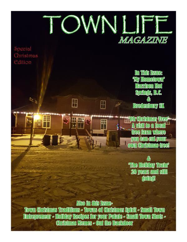 Town Life Christmas Edition