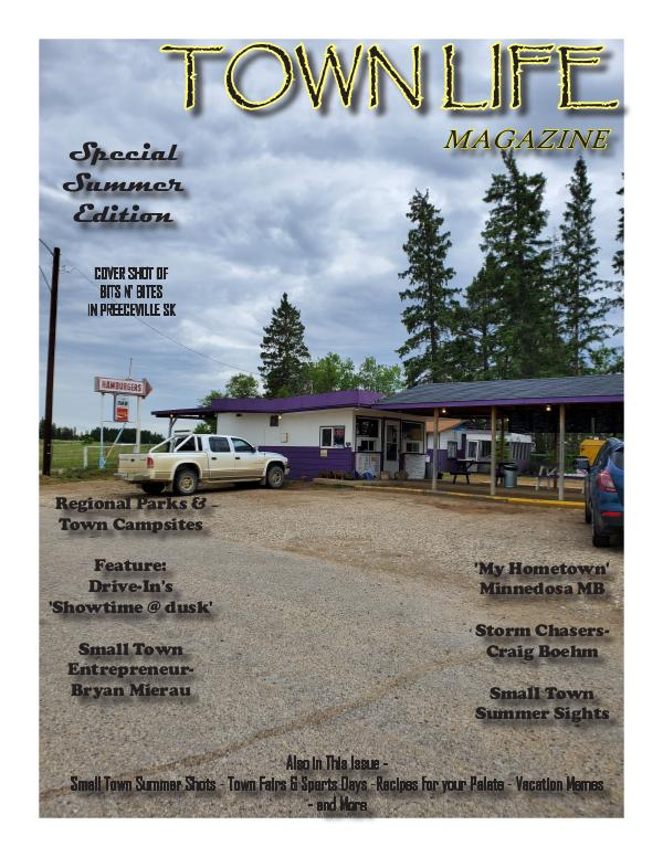 Town Life Magazine Special Summer Edition