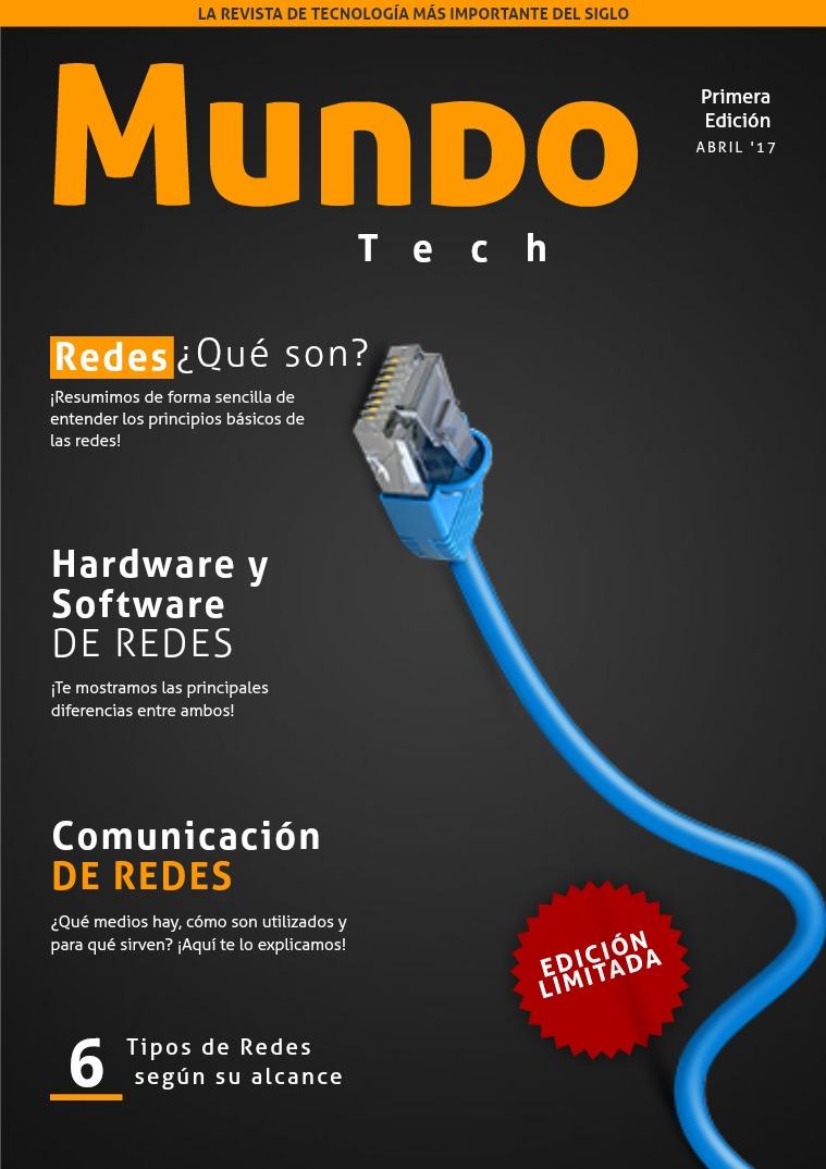 Redes Locales Mundo Tech - 1era Edición