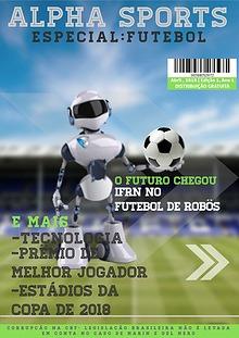 Alpha Sports: edição especial