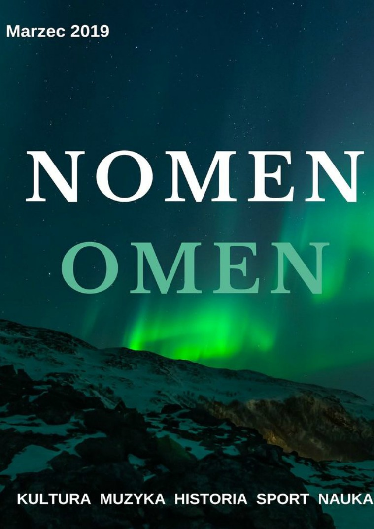 Nomen Omen Marzec 2019