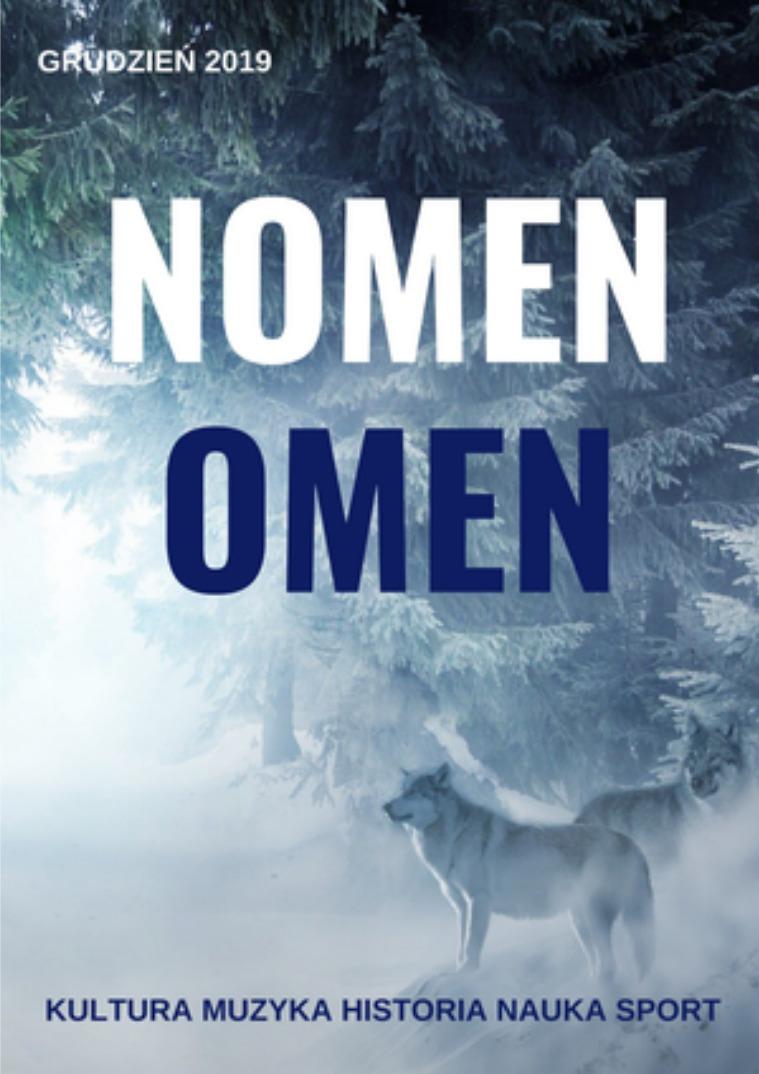 Nomen Omen Grudzień 2019