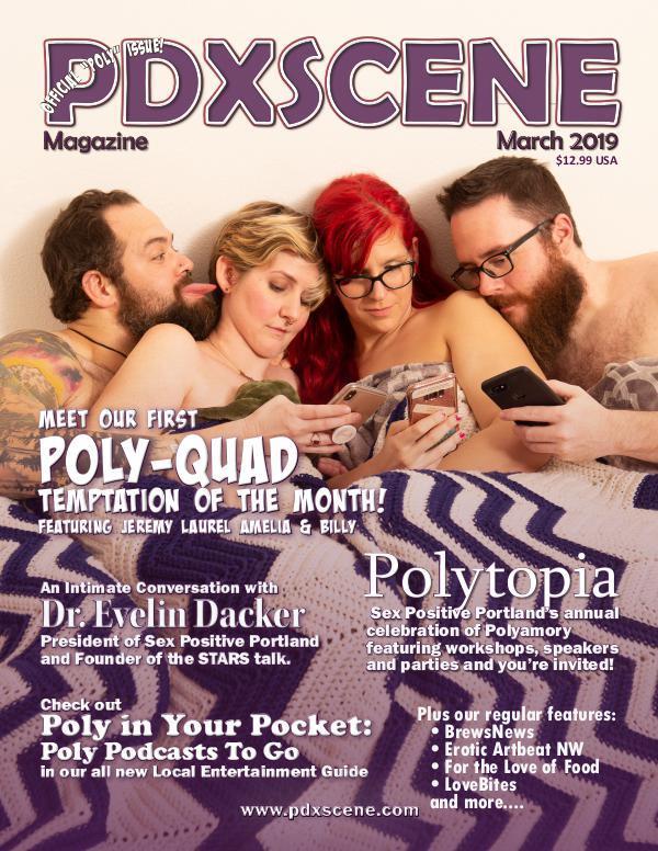 PDXScene Magazine March 2019