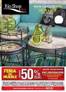 Rio Shop Deco (Catalogo Abril 2018)