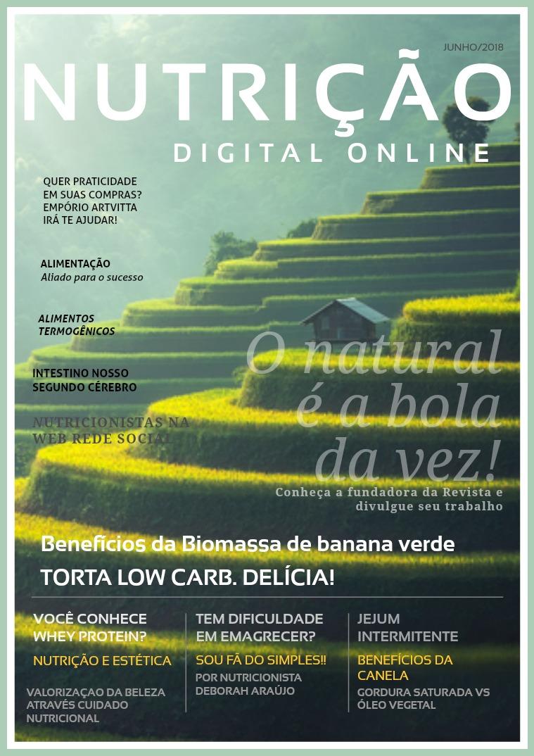 Nutrição Digital online nutrição emagrecimento, atualidades,