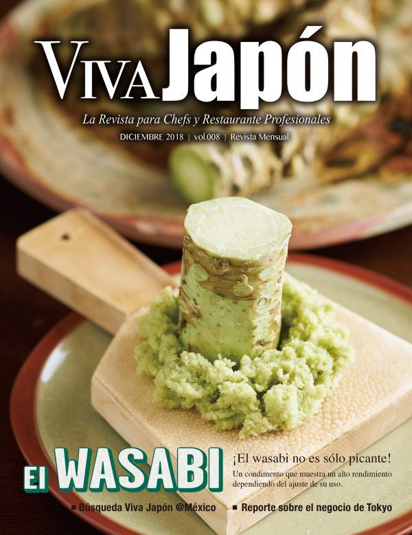 VIVA JAPÓN DICIEMBRE issue vol.008