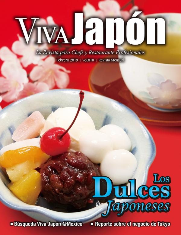 VIVA JAPÓN FEBRERO issue vol.010