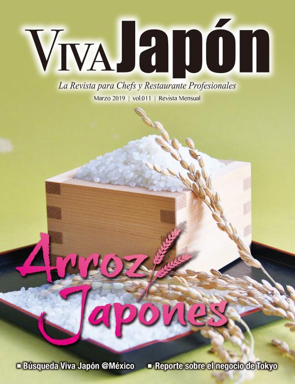 VIVA JAPÓN Marzo issue vol.011