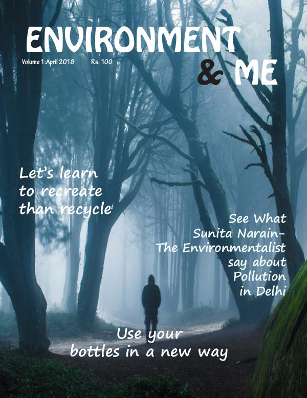 Environment & Me 1