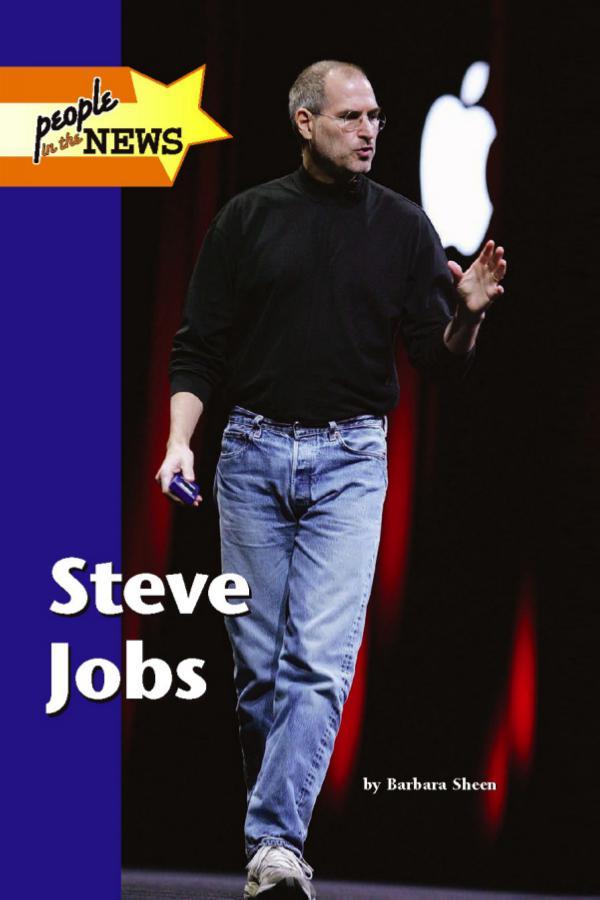 Spark [Barbara_Sheen]_Steve_Jobs_(People_in_the_News)(Bo