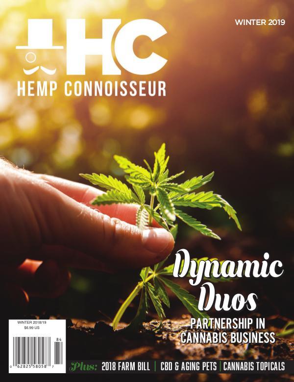 Hemp Connoisseur Winter 2019