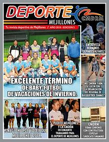 Deporte Mejillones - Edición 5