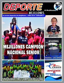 Deporte Mejillones - Edición N°9