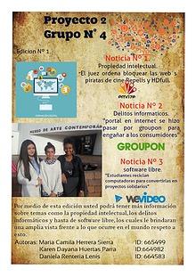 NRC 4425 Proyecto 2 Grupo No 4