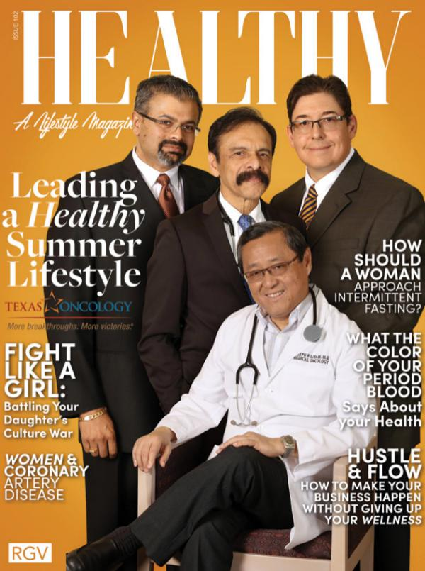 Healthy Magazine Healthy RGV Issue 102
