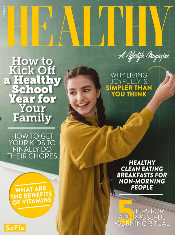 Healthy SoFlo Issue 63