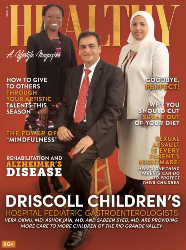 Healthy Magazine Healthy RGV Issue 121