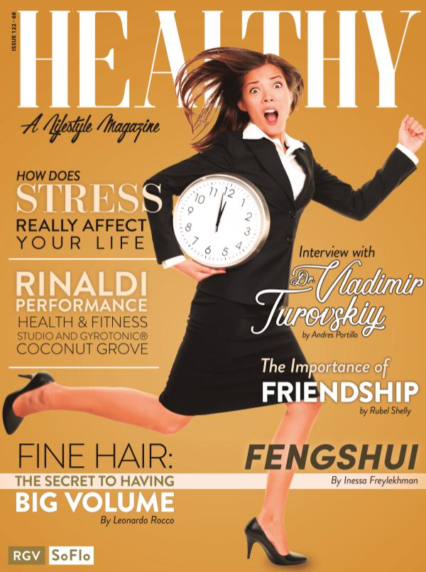 Healthy Magazine Healthy RGV Issue 122 - Soflo Issue 68