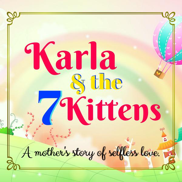 Karla and the 7 Kittens 1