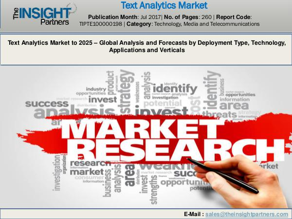 Urology Surgical Market: Industry Research Report 2018-2025 Text Analytics MarketResearch Report 2018-2025