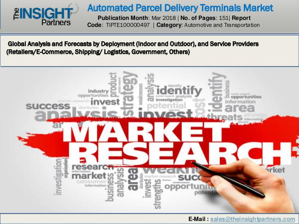 Urology Surgical Market: Industry Research Report 2018-2025 Automated Parcel Delivery Terminals Market