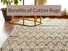 Benefits of Cotton Rugs