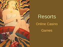 Resorts online casino games