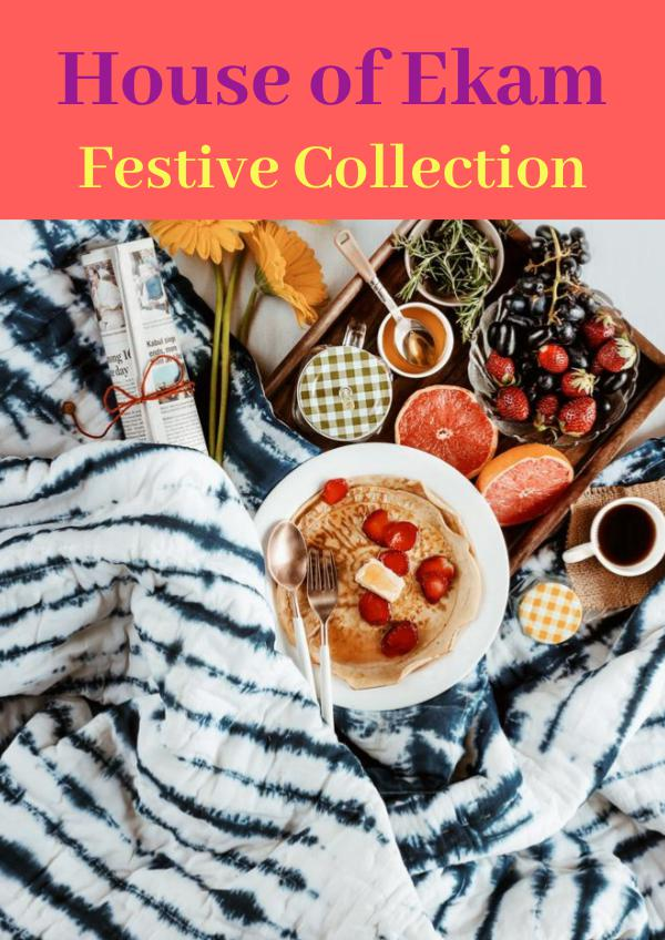 House of Ekam Festive Collection House of Ekam Festive Collection
