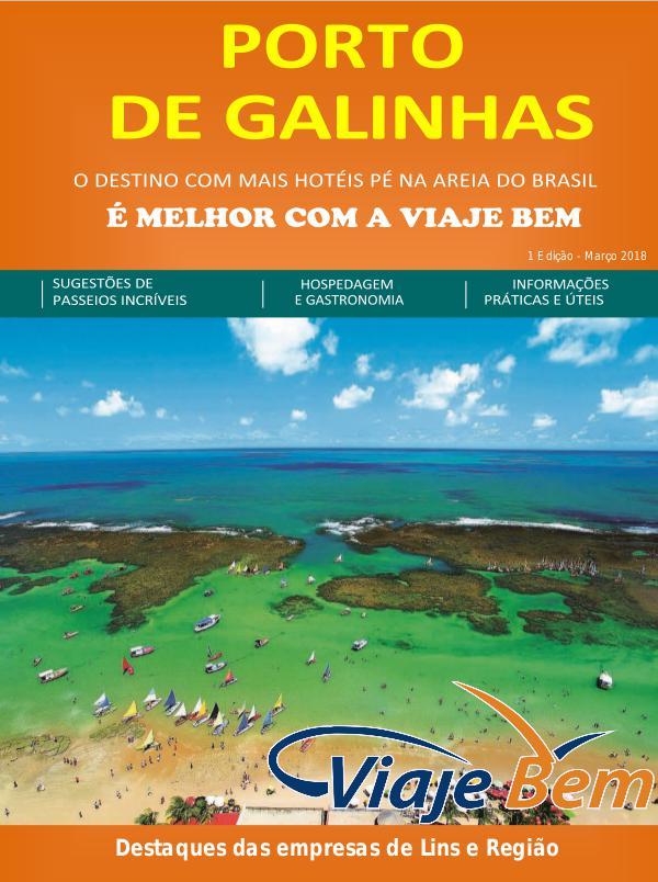 Revista Viaje Bem Viaje Bem REVISTA - Porto de Galinhas