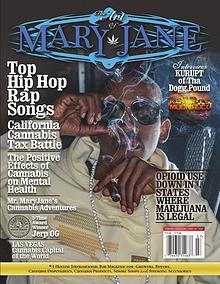 The Art of MaryJane magazine