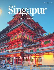 Singapur - Promoción de Chinatown