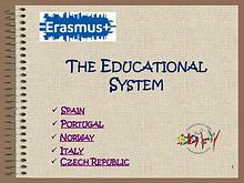 Educational system book