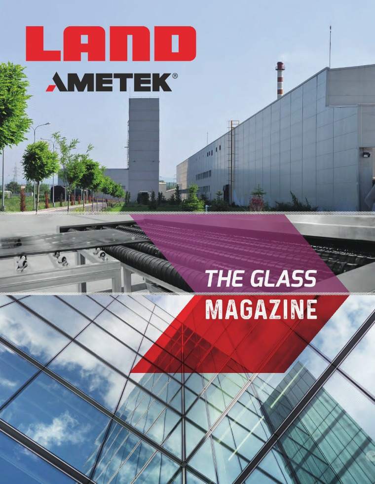 The Glass Magazine AMETEK Land Glass Magazine Rev 1