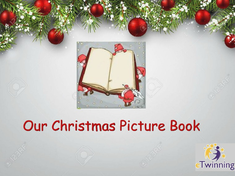 Our Christmas Picture Book Christmas Picture book