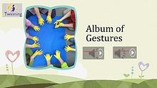 Album of gestures
