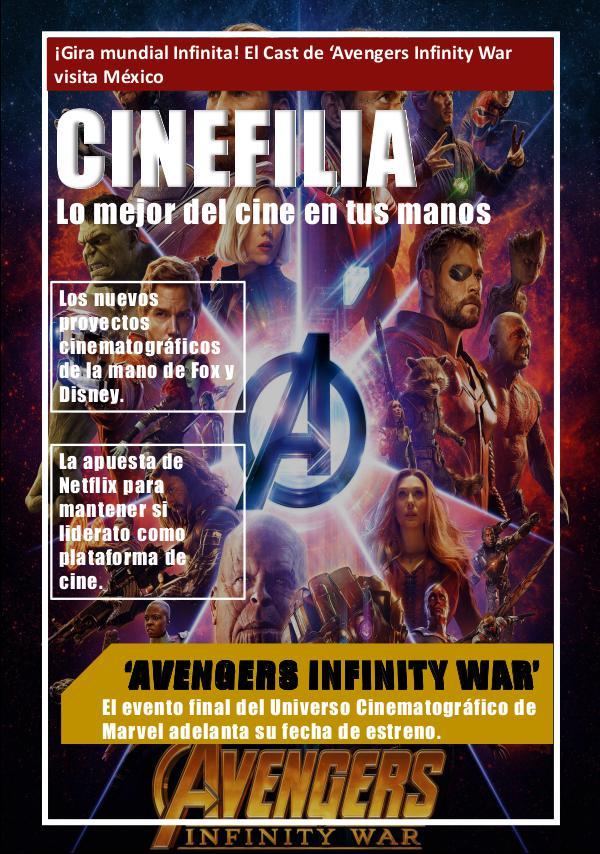 CINEFILIA - Revista REVISTA-IPC