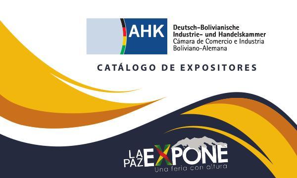 Ferias Cámara Alemana La Paz Expone 2019