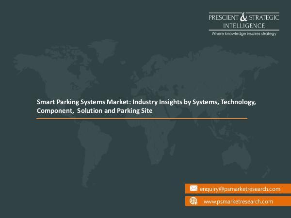 Automotive and Transportation Smart Parking Systems Market Insight 2024