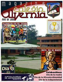 Magazin Alvernia Mes de Marzo
