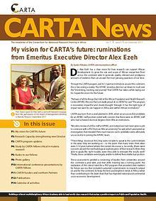 CARTA Newsletter (July-Dec 2017)