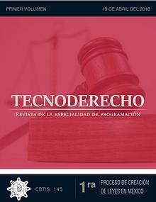 Revista TECNODERECHO