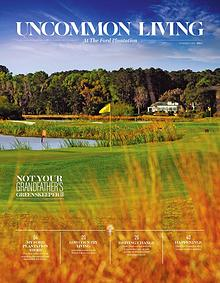 Uncommon Living - The Ford Plantation
