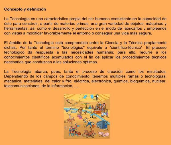 EL PROCESO TECNOLOGICO elproceso-tecnologico