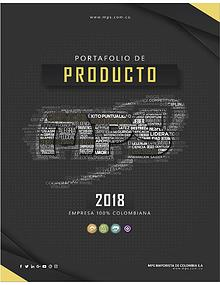 Catálogo Virtual MPS 2018