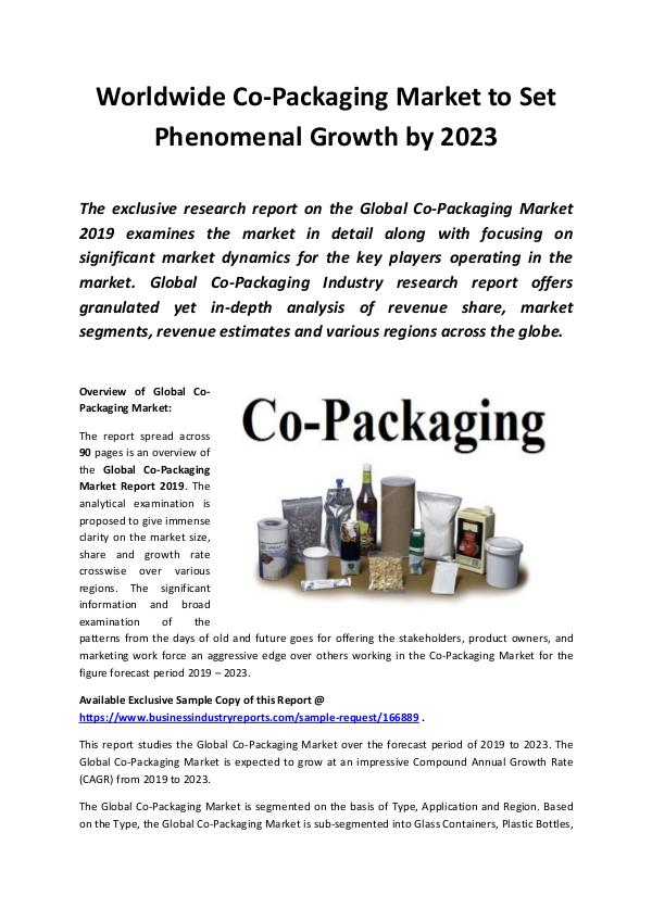 Global Co-Packaging Market Report 2019