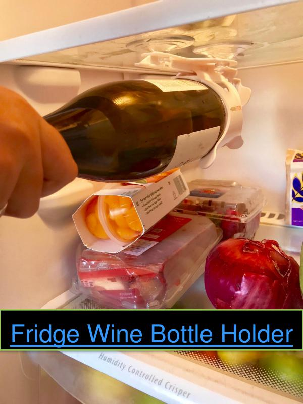 Fridge Wine Bottle Holder Fridge Wine Bottle Holder