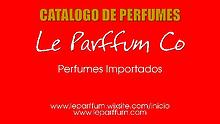CATALOGO DE PERFUMES LE PARFFUM CO ABRIL 2018